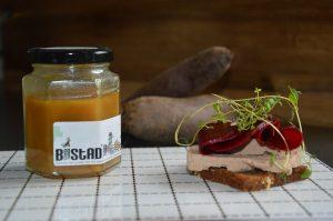 Opskrift på råsyltede rødbeder med BISTAD honning